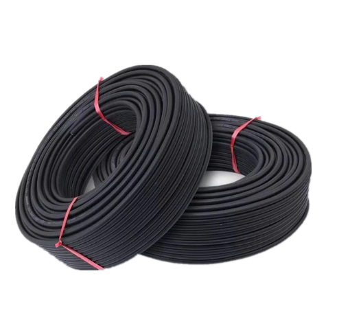 copper power wire RVV soft cables 0.75mm 4 cores connecting line