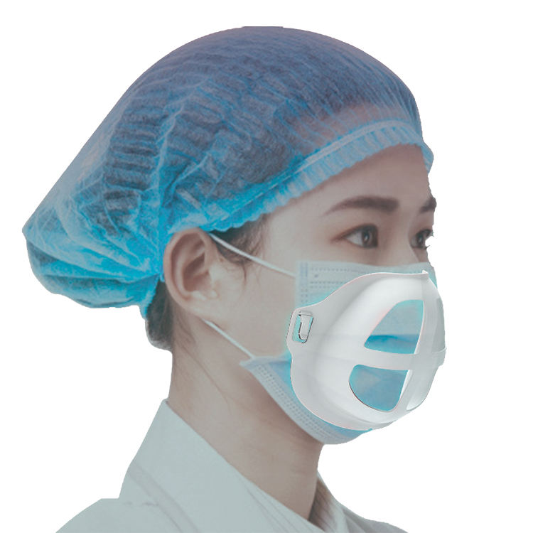 AliGan Facemask inner support bracket Comfortable Wearing Mouth face cover frame Reusable Breathing