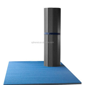wholesales high quality carpet roll up mat cheerleading mat martial arts mats use gymnastics