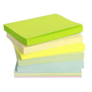 Personalized stylish custom sticky note pad