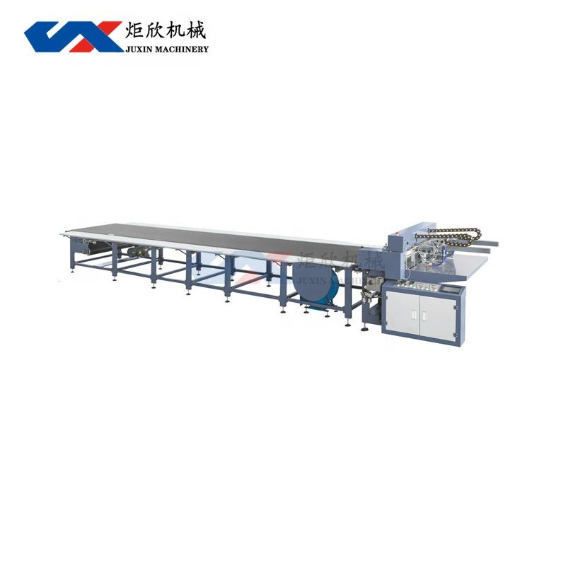 Lever arch file /rigid box automatic double feeder gluing machine