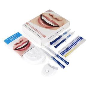 CE Approved Private Label Home Use Fast Whitening 22%CP Dental Bleaching Kit to White Your Teeth
