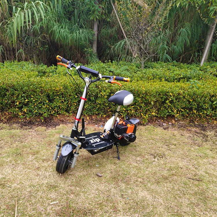 Cheap gas power cooler scooter with 4 stroke engine