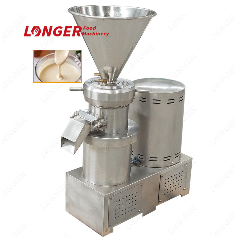 Tahini Making Machine|Tahina Making Machine