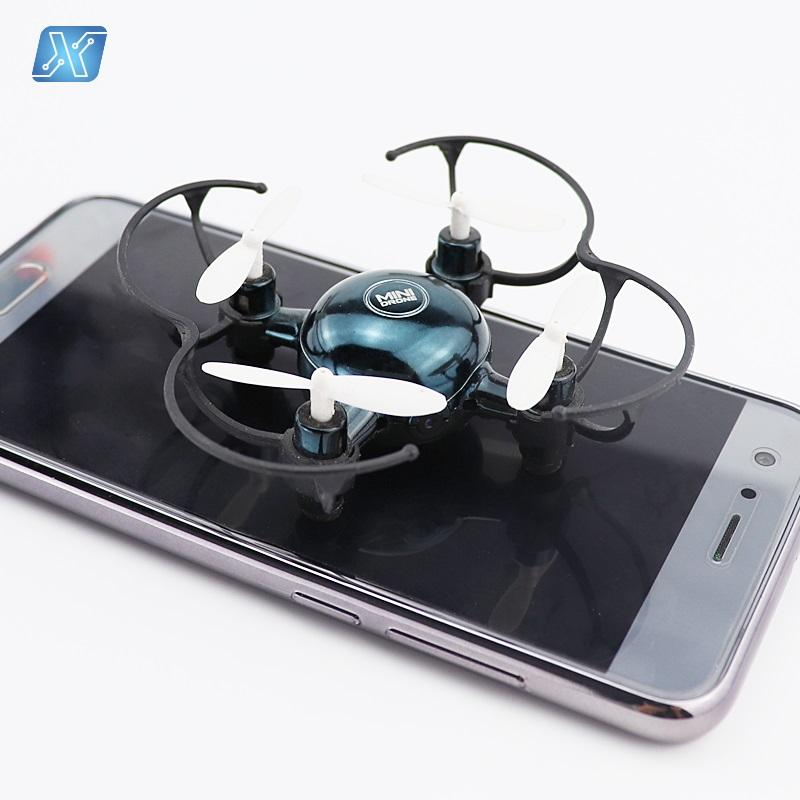 latest cute mini rc drones small drone 2.4g 4ch 6 axis quadcopter aircraft with wifi hd camera
