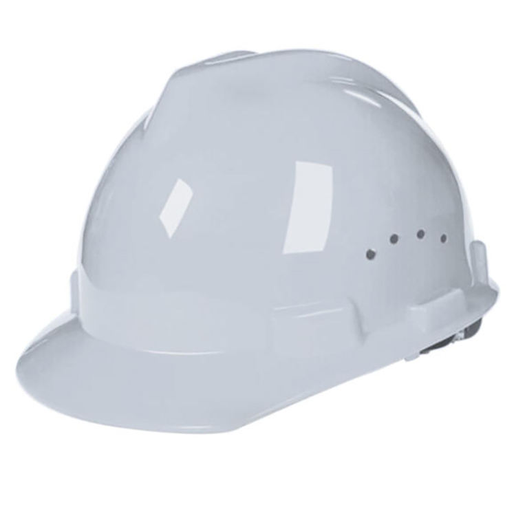 ANSI Type 1 Class C Industrial construction V style Safety helmet hard hat with suspension