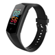 Nordic nRF52832 bracelet smart watch men's & women 7-10 days use IP67 waterproof smart wristband with physiological reminder