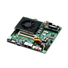 Factory Intel 6th 3855U all in one motherboard core i7 industrial computer mini pc desktop mainboard