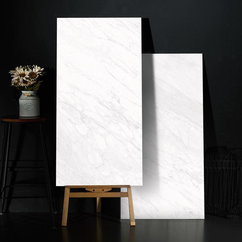 Gran tamaño Carrara baldosas de granito baldosas azulejos de porcelana precios en sri lanka