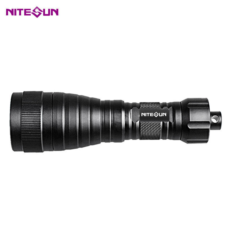 NITESUN DIV05 800 lumen super bright scuba lamp hid diving torch photo light