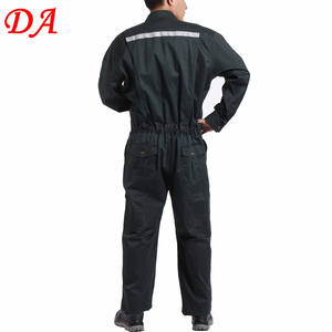 Hot sale factory flame resistant fr workwear coverall malaysia