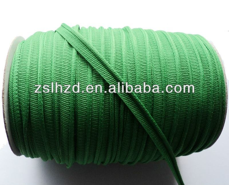Polyester binding tape cotton piping cord tape for garment trims