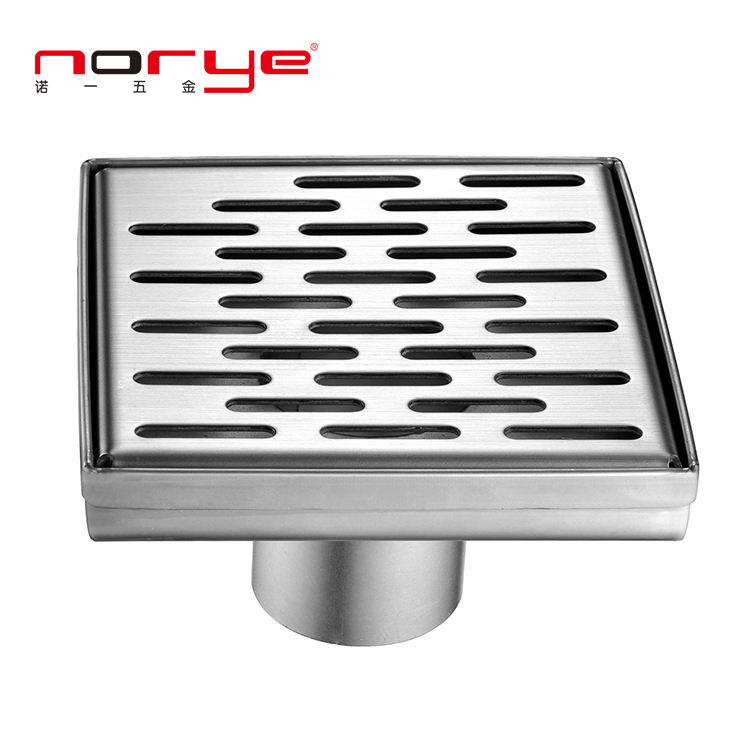 Hot Sale Commercial Rectangular Floor Drain Trap Seal