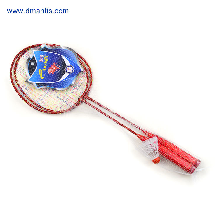 Middle Size Badminton Racket for Children Play Cheap Price