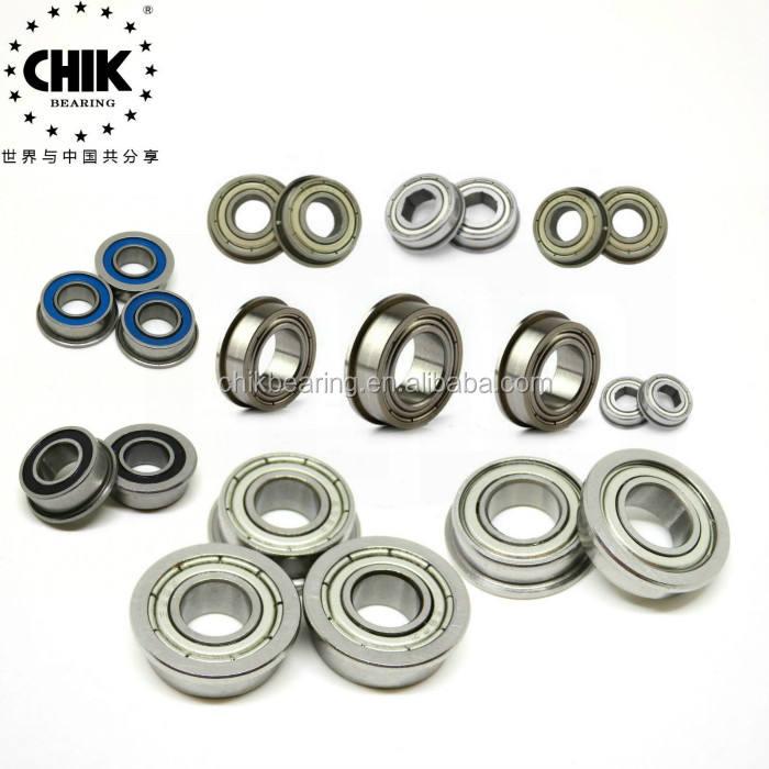 9x20x6 mm F699ZZ Metal Shielded Ball Bearing F699Z F699 Flanged 10 PCS