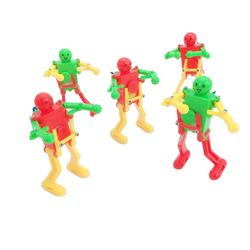 New creative winding up dance twist robot toy sells well for children's educational toys