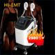 Fat Machine 2020 New Beautiful Muscle Ems Body Slimming Teslasculpt Hiemt For Muscle Building And Fat Burning Machine