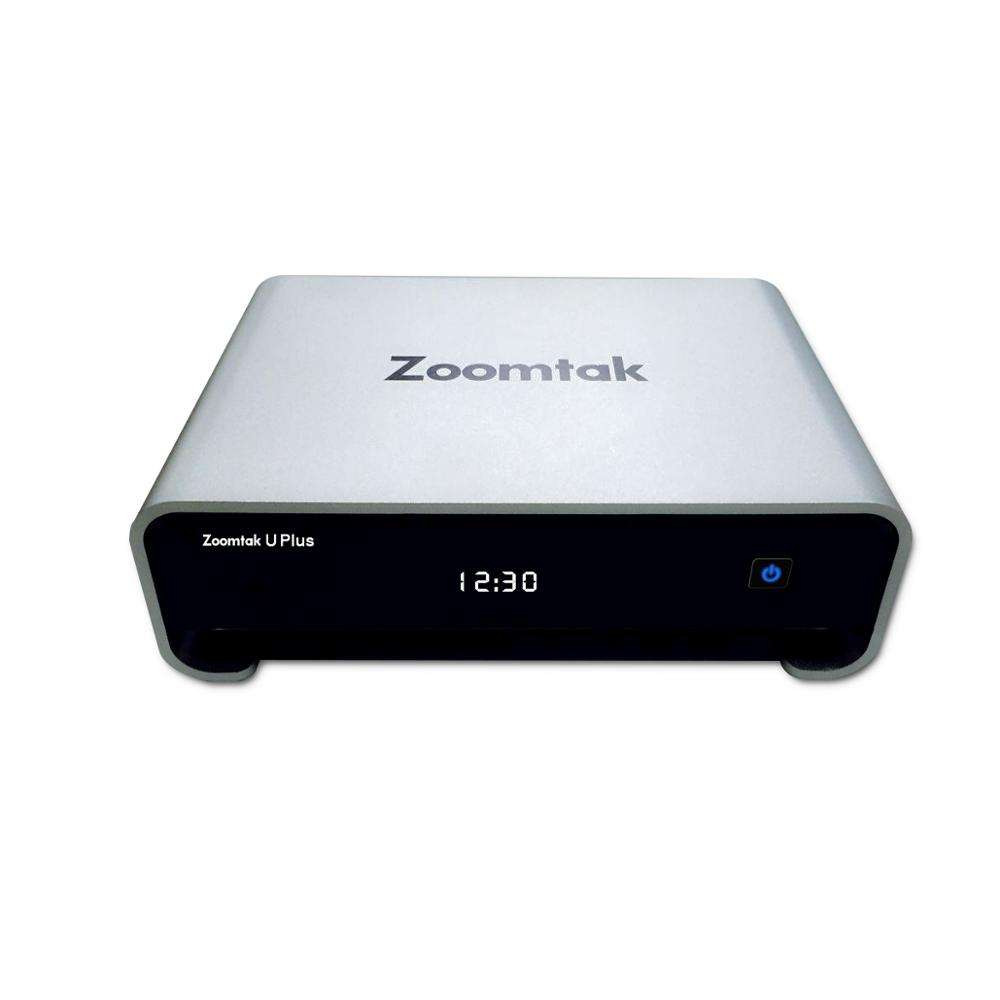 Hot selling Dual WIFI 2G/16G Zoomtak Newest Design U plus digital cable tv setup box