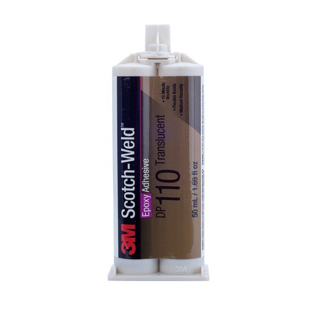 3M DP110 Waterproof Drying Clear Epoxy Glue for Hard Plastic
