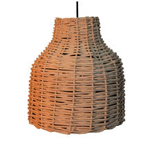 Making supplies rounded frames materials rattan lampshade