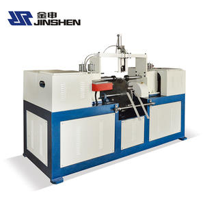 Economical automatic paper tube core curling bending Machine