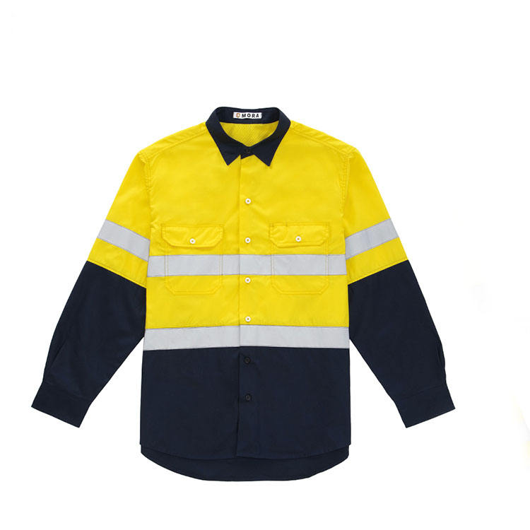 Wholesale Hi Vis Reflective Fire Retardant Shirt