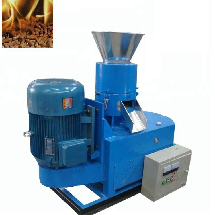 Five years warranty of the 100 kg to 4000 kg per hour CE certified wood pellet making machine price