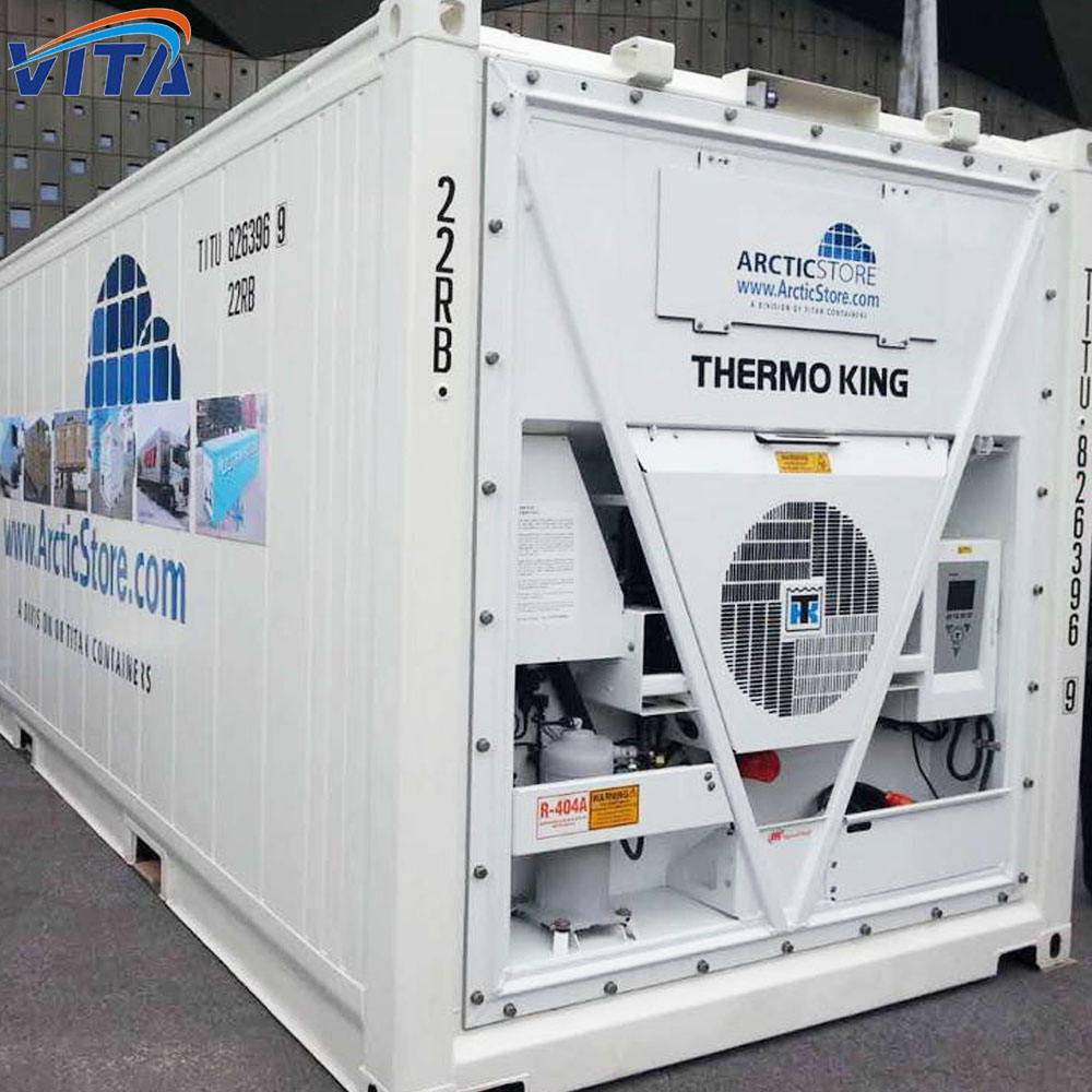 Shenzhen New Reefer 40' shipping container