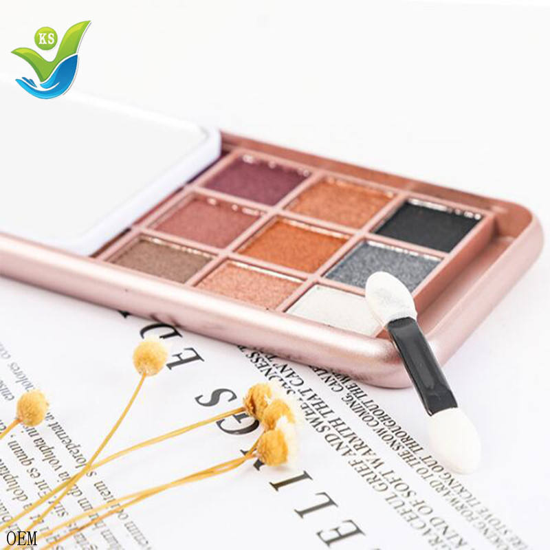 Popolare di Trucco di vendita Del Telefono Eye Shadow Palette Private Label 12 Color Eyeshadow Palette eyeshdow organico di scintillio di trucco ombra