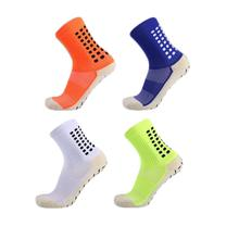 Wholesale kids women men non-slip silicone barre pilates grip bounce sport football breathable basketball socks