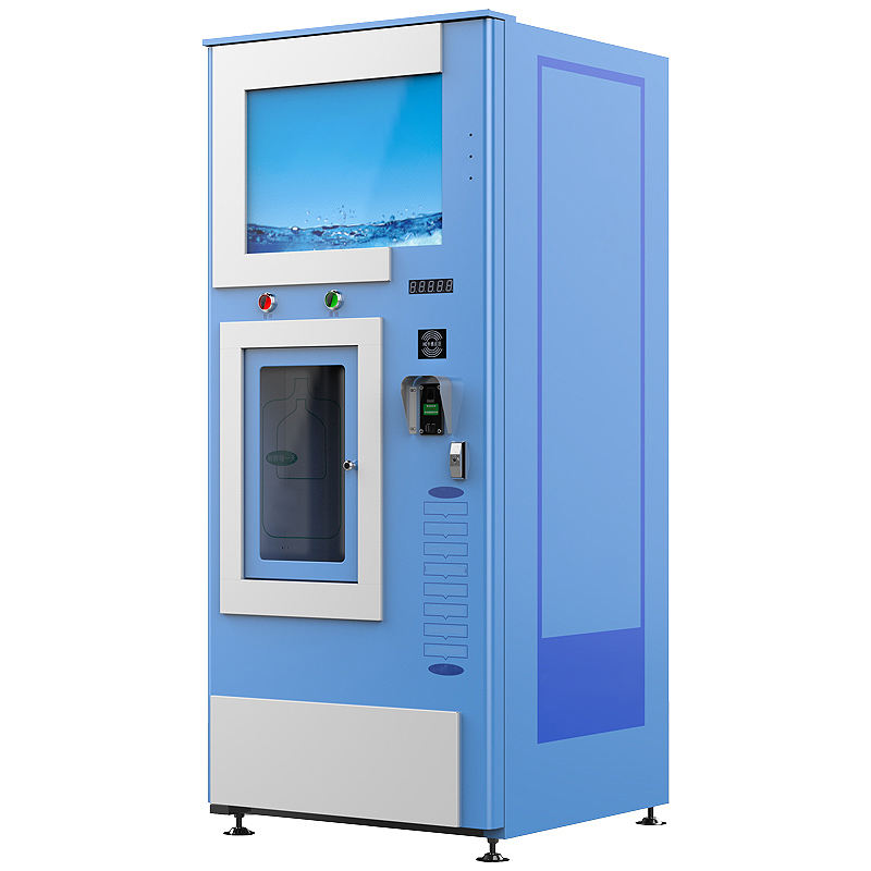 coin operated RO reverse osmosis vending machines for sale purified water
