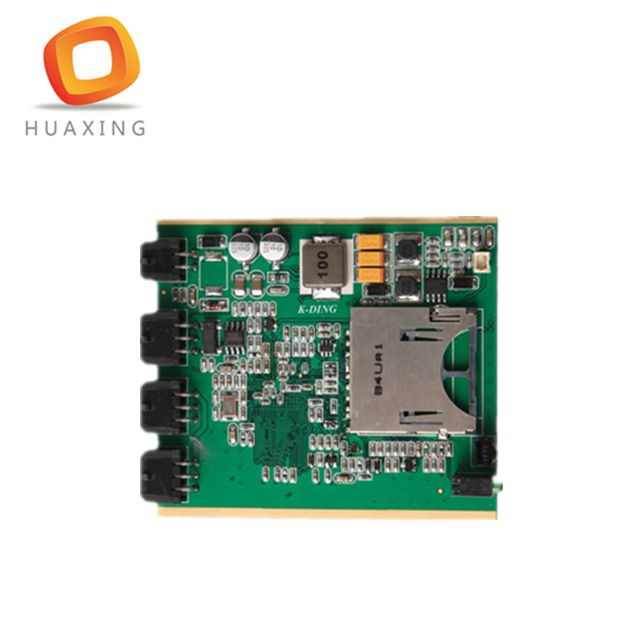 Electronics Custom-Made Multilayer Printed Circuit Board Epoxy Adhesive Mount PCB PCBA Assembly