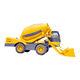 China JBC40 model self loading concrete mixer
