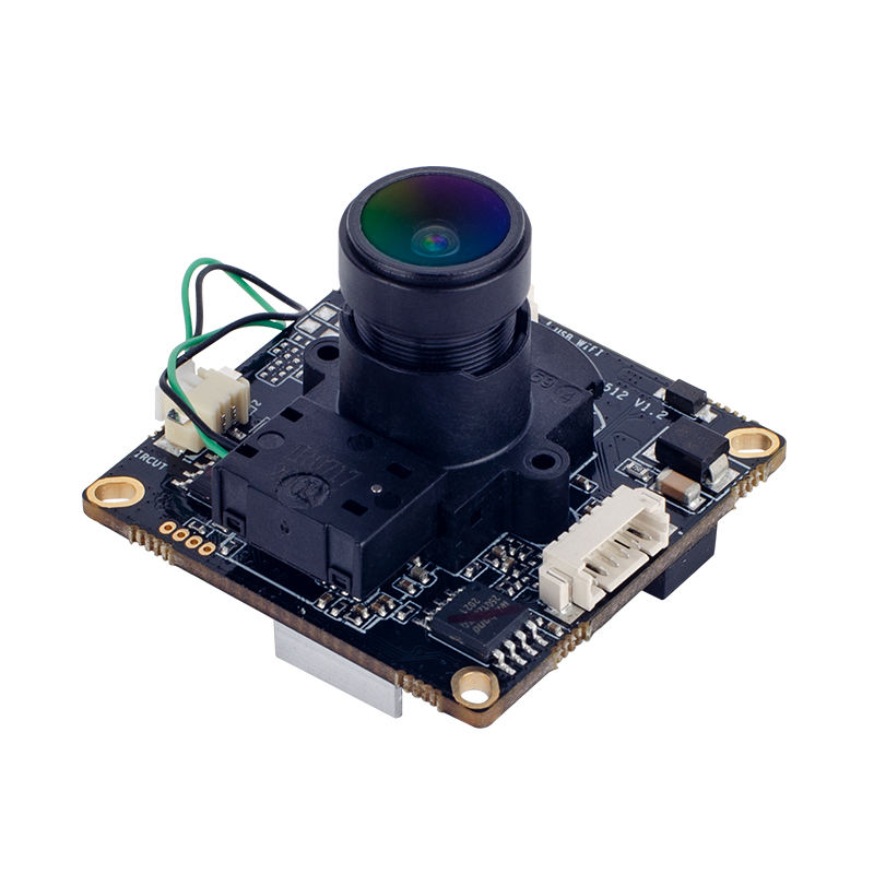 Hot-Selling 3MP HD Mini Security Board Camera module Motion detect micro infrared camera module cctv