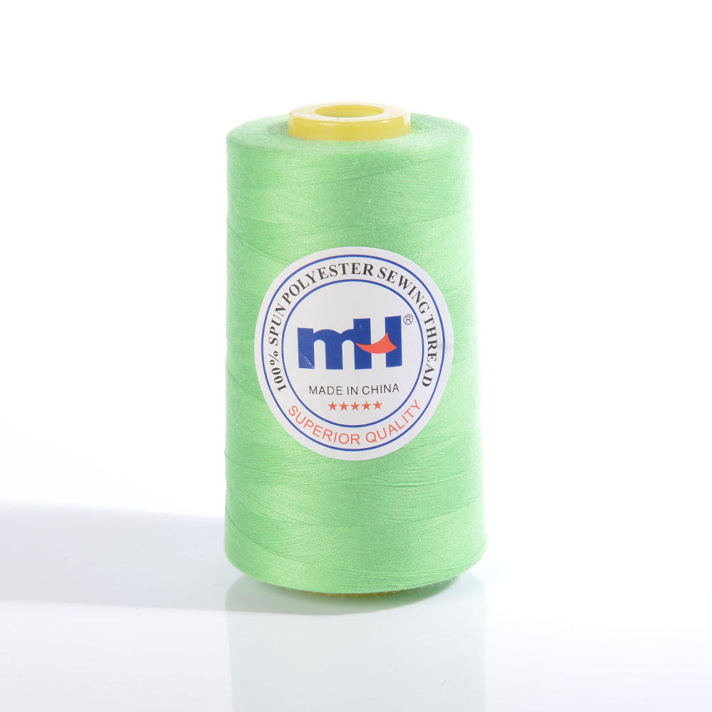 Wholesale Factory Price 40/2 5000yds 100% Spun Polyester Sewing Thread for Machine