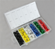 Multi Color Assort Rubber Silicone Custom O Ring Grommets Kit