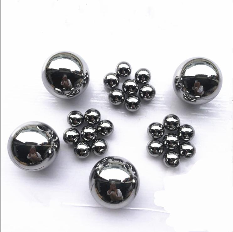 100 PCS 5mm 304 Stainless Steel Loose Bearing Balls G100 Bearings Ball