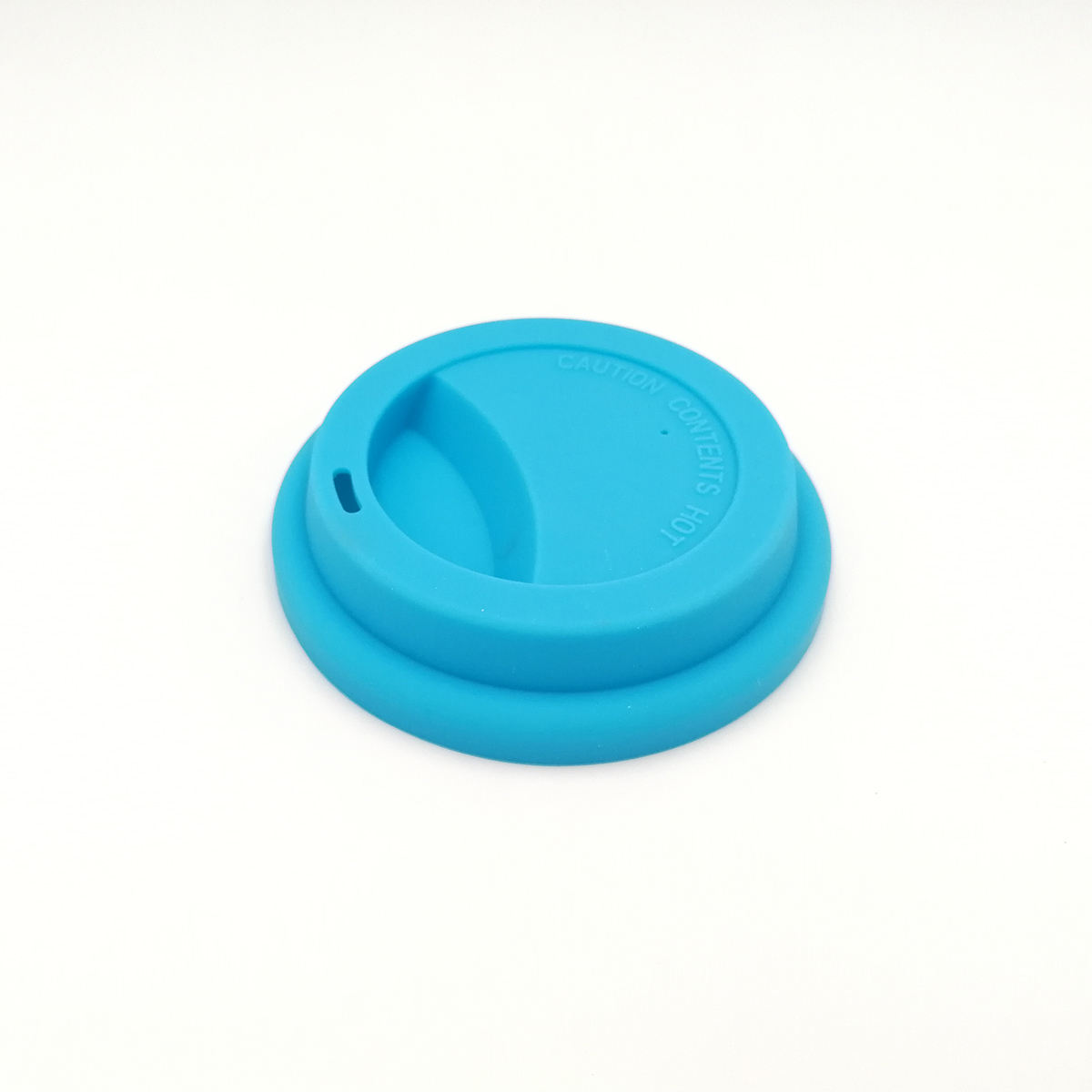 Reusable Eco-friendly Coffee Mug Milky Tea Cup Cap Silicone Lid