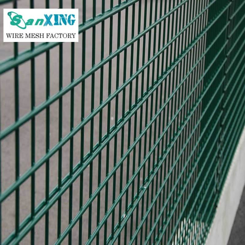 double welded wire 868/656 security fence