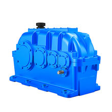 4 Stage ZFY Series 100~500 Ratio Cylindrical Gearbox Reduction