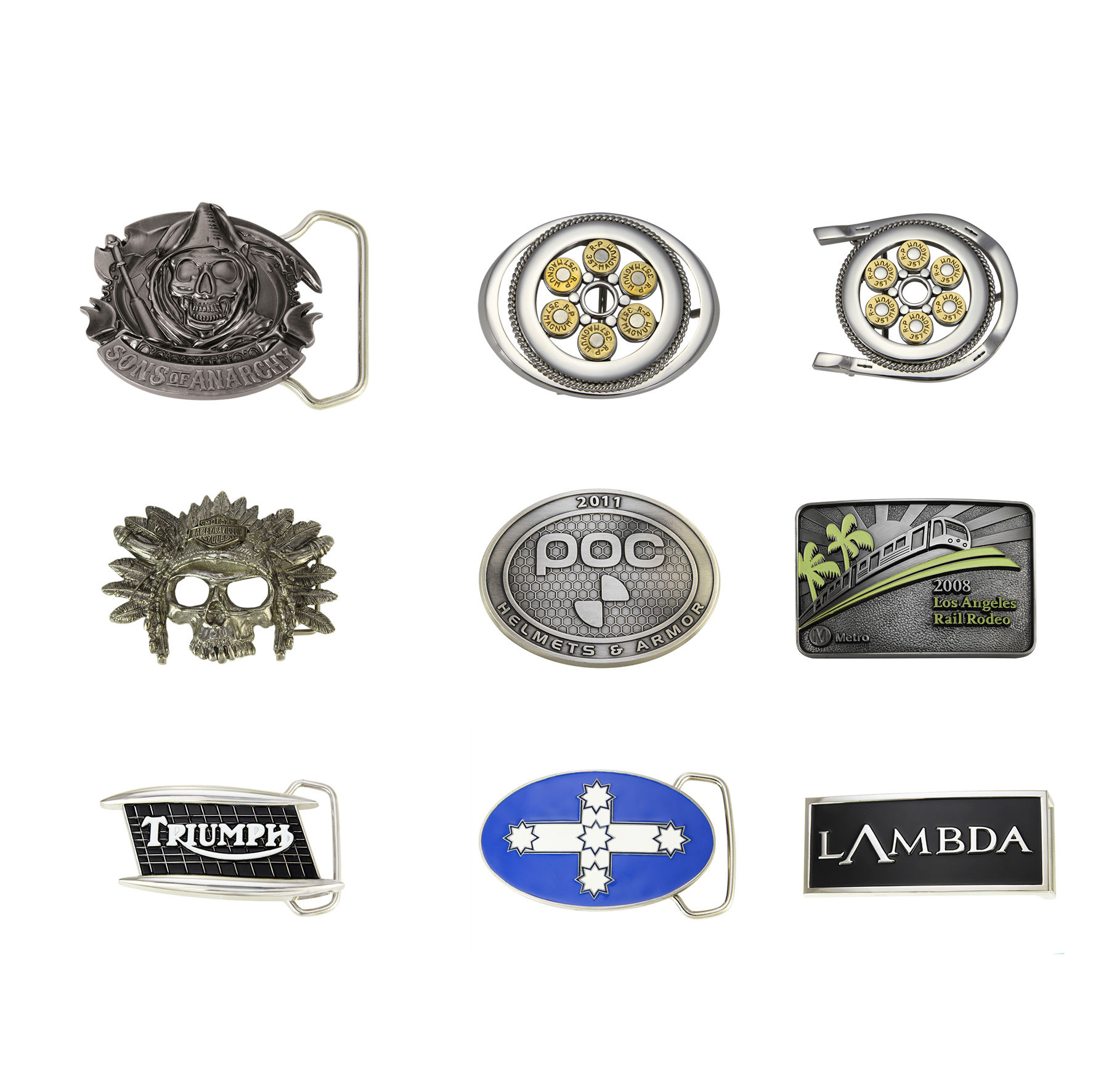 Zinc Alloy Belt Buckle Design Your Own Logo Personalized Metal Zinc Alloy Stainless Steel Belt Buckle For Men