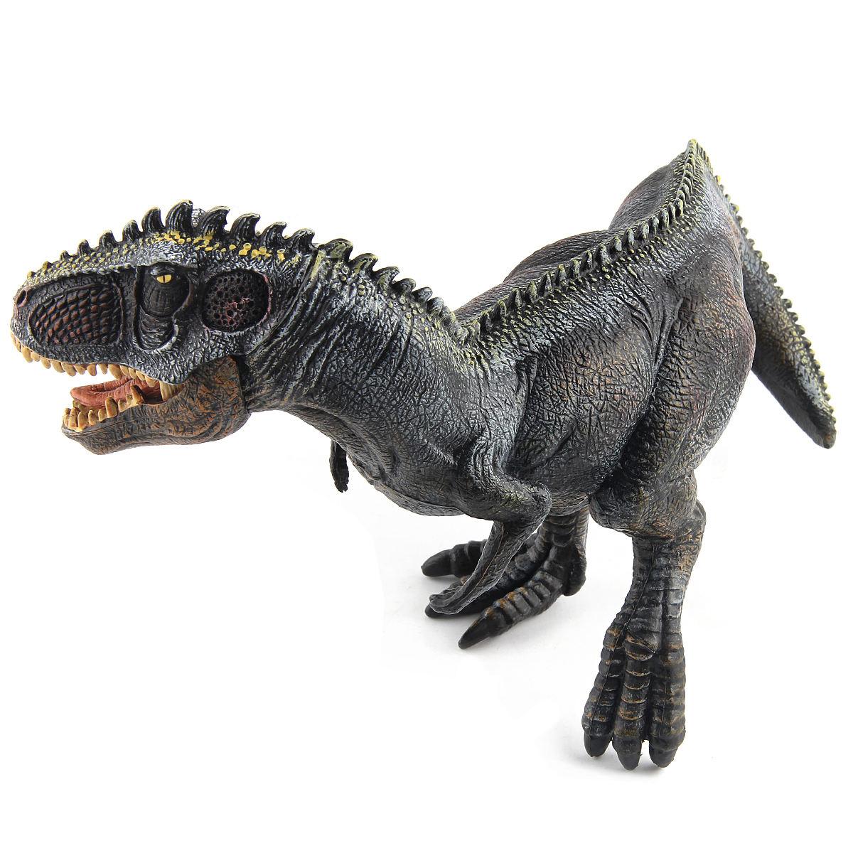 Jouets en plastique Résine Dinosaures Modèle Animal Sauvage