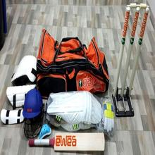 Cricket Kit Boys Size Beginner