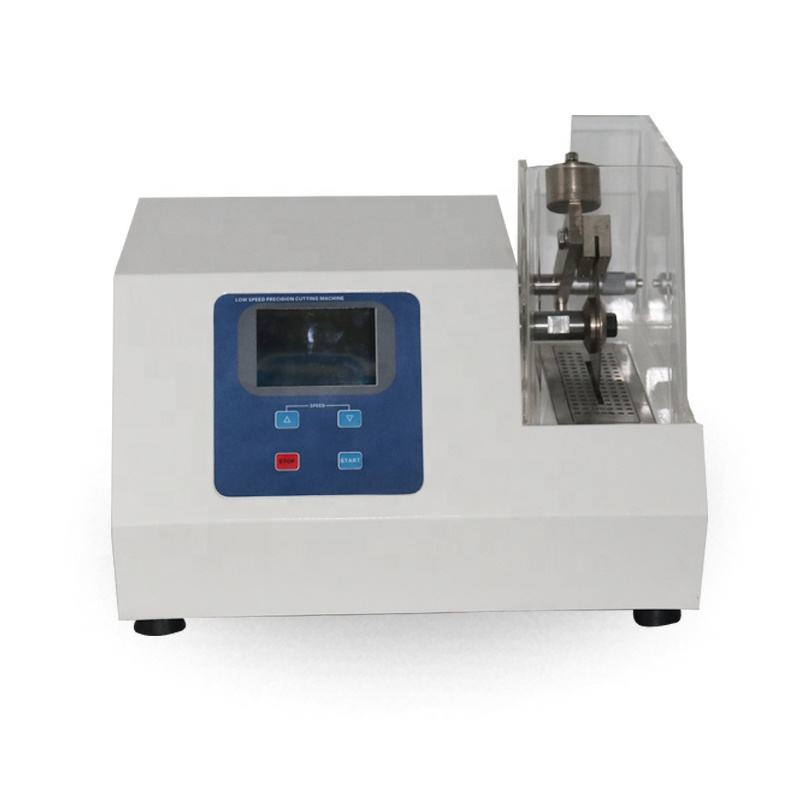 Metallographic Abrasive Cutters For Specimen Preparation Cutting Wheel Diameter From 6inch (150mm) Up To 20inch (508mm)