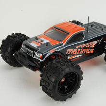 Hot sell High Quality 1/8 4WD BRUSHLESS OFF-ROAD TRUGGY - PVC Body-1:8 Big wheels 8382  Maximus
