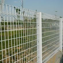 hot dipped galvanized brc fence panel