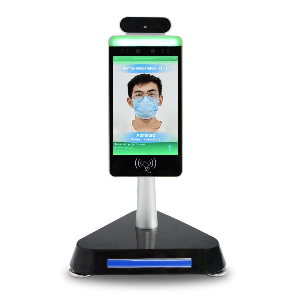 Face Recognition Camera,Best Price Ips Lcd Display Face Recognition Camera Face Recognition temperature measurement check kiosk
