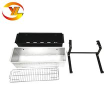 balcony hanging bbq grill charcoal barbecue