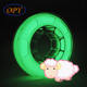 Opy your 1.75 mm 3d pla wholesale filament glow in the dark
