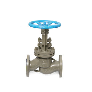 China Quality Standard J41H Forged Steel Flanged Wcb Globe Valve